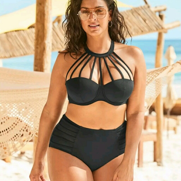 030c92cbac627 Adore Me Other - Adore Me Plus Swimsuit Top 40DDD.